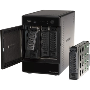 Netgear, Inc RNDP4000-100NAS Netgear ReadyNAS Pro 4 RNDP4000 Network Storage Server