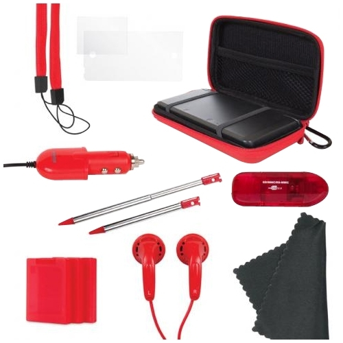 Dreamgear net, LLC DG3DS-4212 dreamGEAR DG3DS-4212 Gaming Accessory Kit