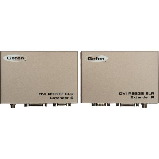 Gefen, Inc EXT-DVI-CAT5-ELR Gefen Video Console/Extender