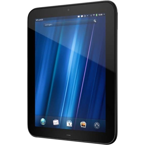 "Hewlett-Packard FB356UT#ABA HP TouchPad FB356UT 9.7"" LED Tablet Computer - Snapdragon APQ8060 1.2GHz - Glossy Black"