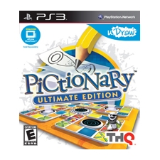 THQ, Inc 99359 THQ uDraw Pictionary Ultimate Edition