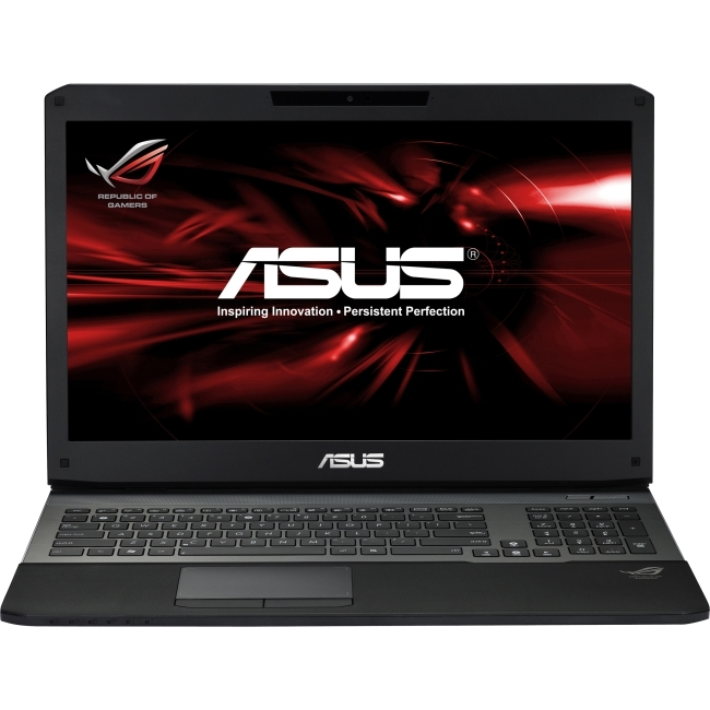 "ASUS Computer International G75VW-DS733D Asus G75VW-DS73-3D 17.3"" 3D Notebook - Intel Core i7 i7-3610QM 2.30 GHz - Black"