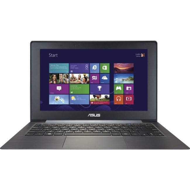 "ASUS Computer International TAICHI21-DH71 Asus TAICHI 21-DH71 11.6"" Ultrabook/Tablet - Wi-Fi - Intel Core i7 i7-3517U 1.90 GHz - LED Backlight - Silver Aluminum"