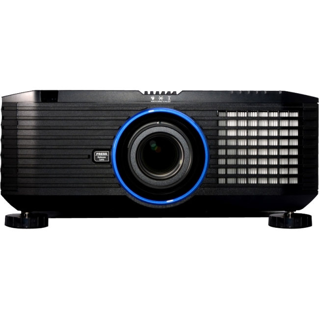 InFocus Corporation IN5554L InFocus IN5554L DLP Projector - 720p - HDTV - 16:10