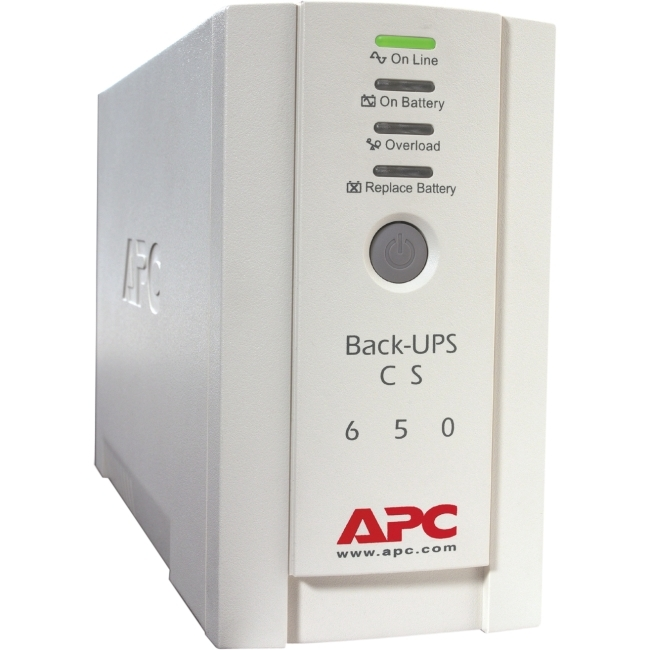American Power Conversion Corp BK650EI APC Back-UPS CS 650VA 230V
