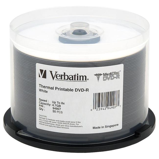 Verbatim Americas Llc: ValleySeek.com: Verbatim America, LLC 94907 Verbatim 8x