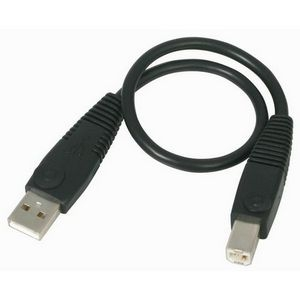 StarTech.com USB2HAB1 StarTech.com 1 ft USB 2.0 A to B Cable - M/M