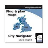 Garmin, Ltd 010-10691-00 Garmin City Navigator NT UK & Ireland Digital Map
