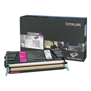 Lexmark International, Inc C5202MS Lexmark Magenta Toner Cartridge