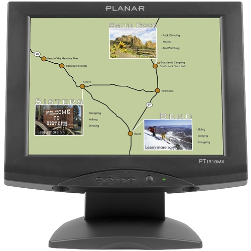 Planar Systems, Inc 997-3198-00 Planar PT1510MX Touch Screen LCD Monitor